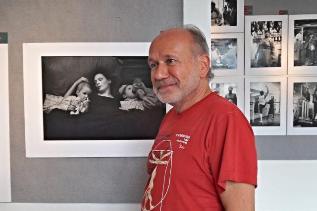Dramaturg Petr Rotrekl   foto: Naďa Čvančarová,  Český rozhlas