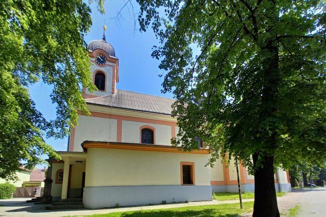 Kostel Navštívení Panny Marie v Ostravě-Zábřehu