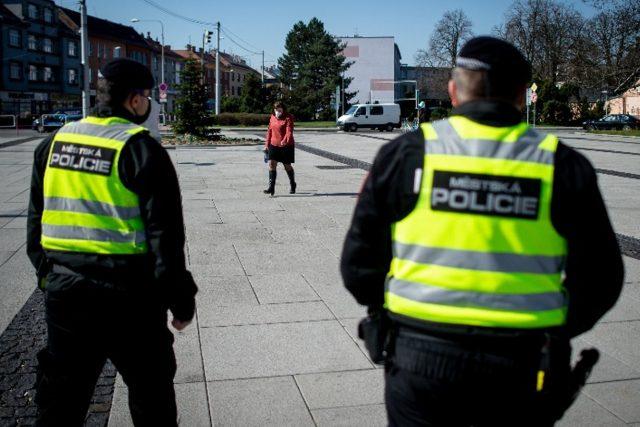 Městská policie Ostrava (ilustrační foto)