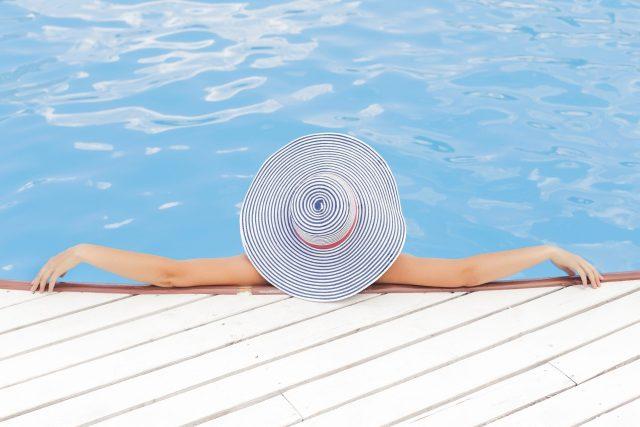 Plavání,  bazén,  léto   foto: Fotobanka Pixabay