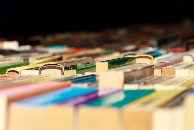 Knihy (ilustrační foto)