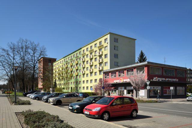 Ostrava-Poruba, 3. obvod – Hlavní třída