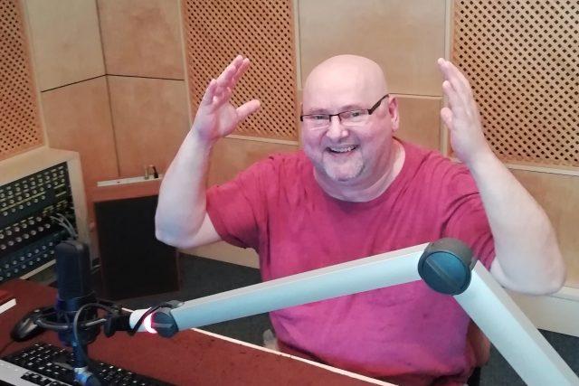 Muzikant Radek Pastrňák