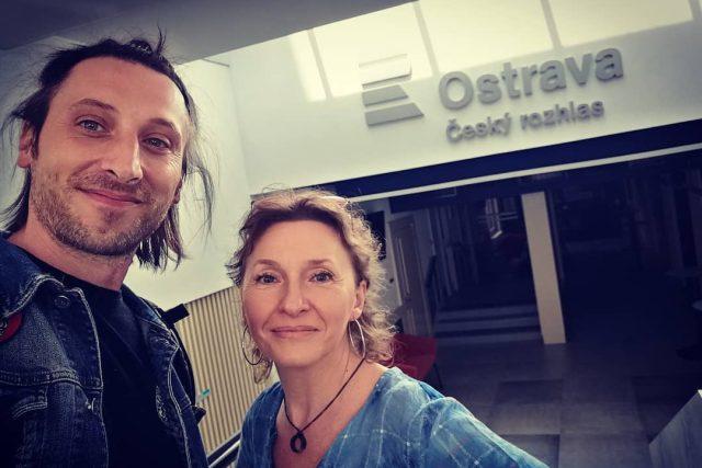 Jan Kunze a Kateřina Huberová