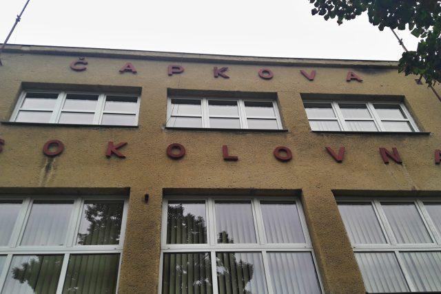 Čapkova sokolovna v Moravské Ostravě