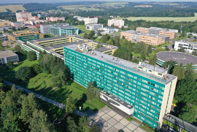 Areál VŠB – Technické univerzity Ostrava