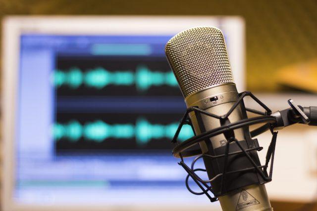Mikrofon (ilustr. foto)