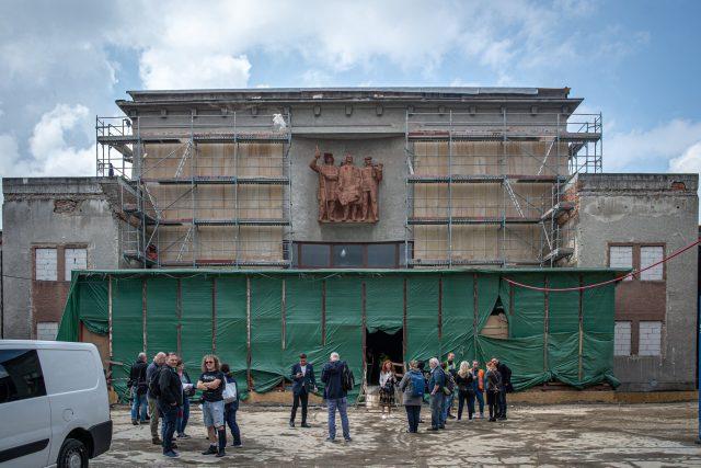 Rekonstrukce DK Poklad v Ostravě-Porubě | foto: Městský obvod Ostrava-Poruba