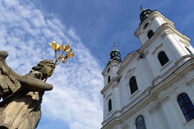 Bazilika Navštívení Panny Marie ve Frýdku-Místku | foto: Petra Štrymplová,  Český rozhlas,  Český rozhlas