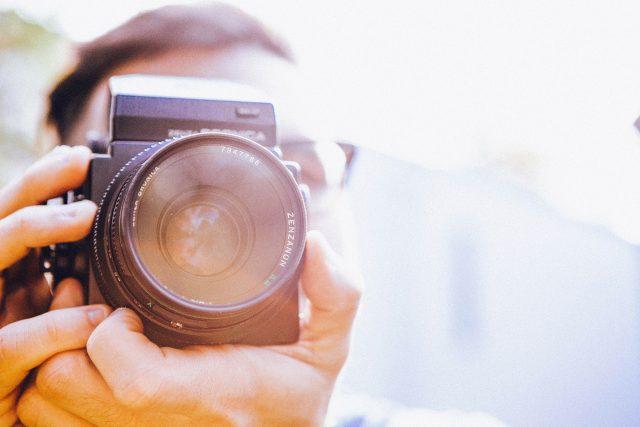 Fotografování, fotograf (ilustr. foto)