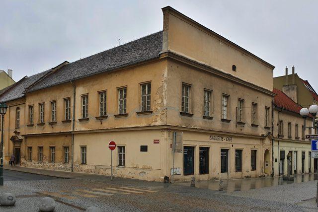 Depozitář opavského muzea, o který se vede soudní spor