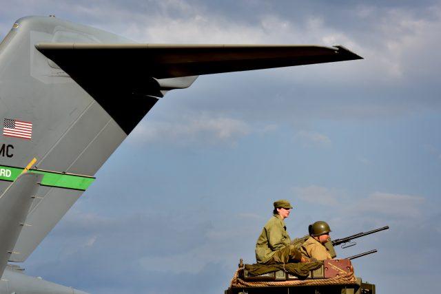 Dny NATO na mošnovském letišti v Ostravě, 15. a 16.září 2018