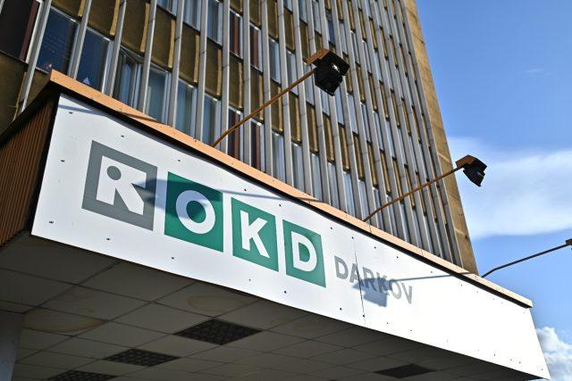 OKD - Důl Darkov