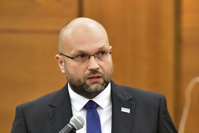 Nový primátor Havířova na Karvinsku Josef Bělica (ANO)