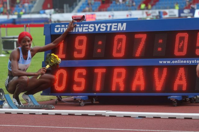 Na Zlatou tretru do Ostravy jezdí každoročně světová atletická špička.