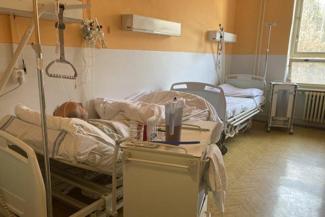 Nemocniční pokoj | foto: Ľubomír Smatana,  Český rozhlas,  Český rozhlas