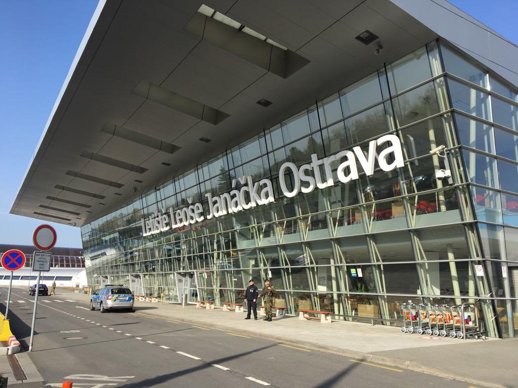 Letiště Leoše Janáčka Ostrava (ilustrační foto)-