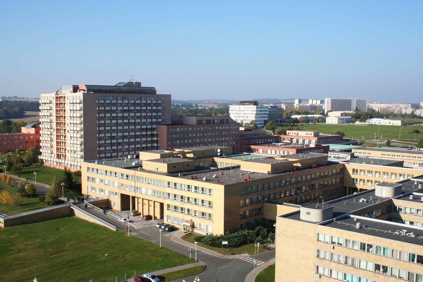 Fakultní nemocnice Ostrava (ilustrační foto)